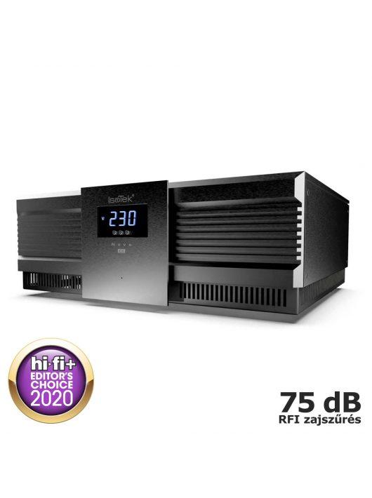 IsoTek EVO3 Nova - high-end elosztó és tápkondicionáló /Fekete/