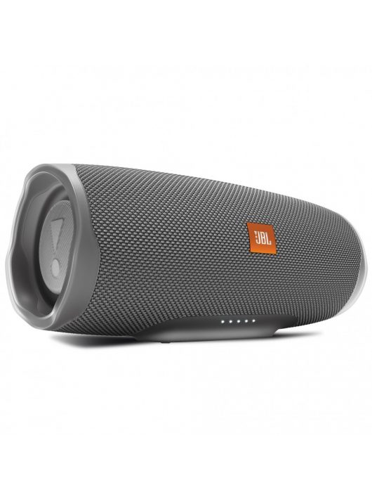 JBL CHARGE 4 vízálló hordozható Bluetooth hangszóró /(DARK GRAY) SZÜRKE/