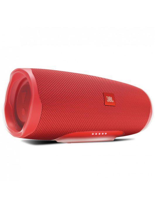 JBL CHARGE 4 vízálló hordozható Bluetooth hangszóró /(FIESTA RED) PIROS/