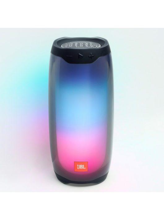 JBL Pulse 4 vízálló, Bluetooth hangszóró, fekete