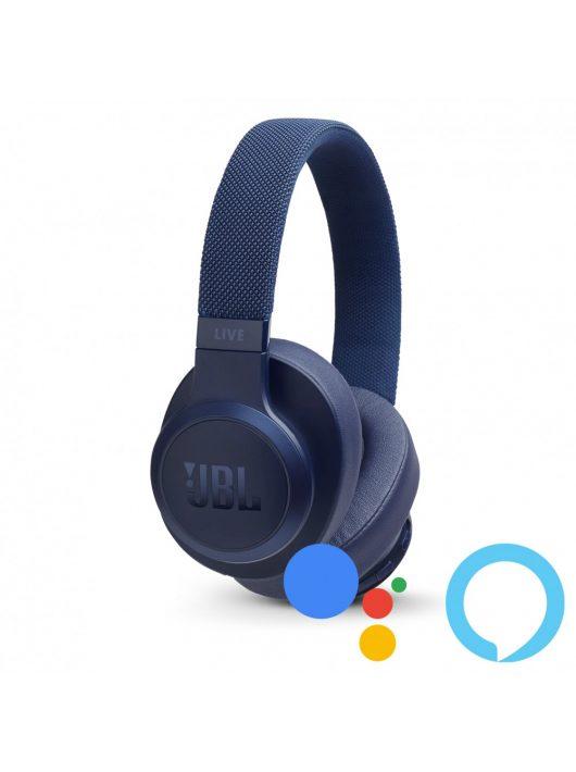 JBL LIVE 500BT bluetooth fejhallgató /Kék/