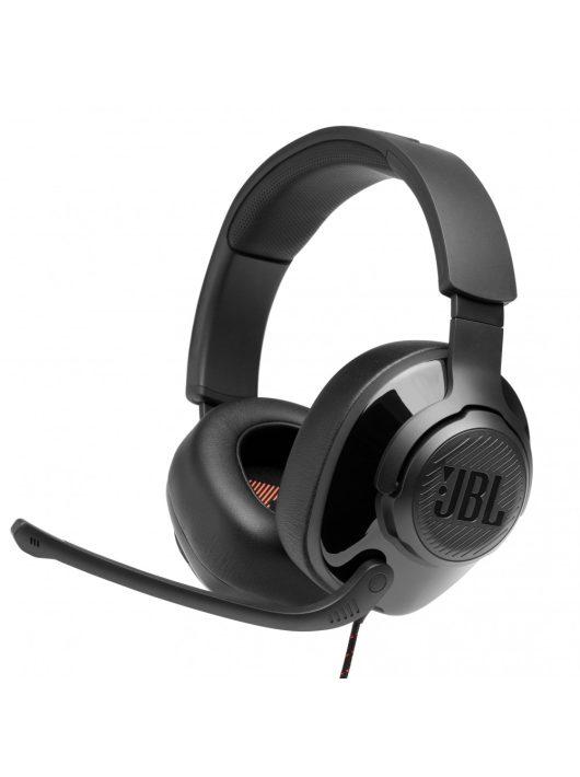JBL QUANTUM 300 gamer fejhallgató