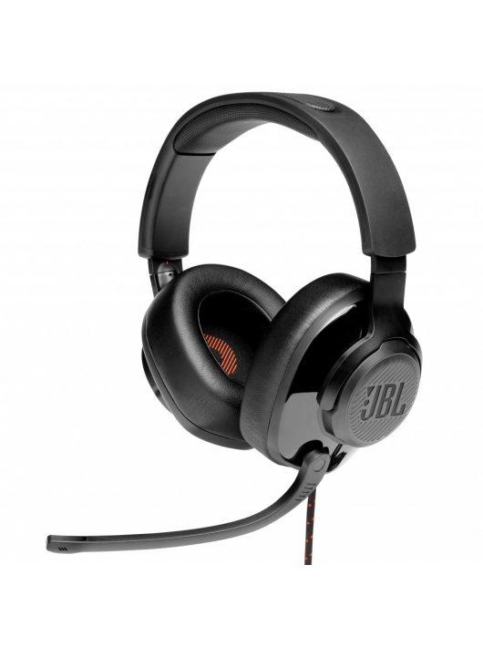 JBL QUANTUM 200 gamer fejhallgató