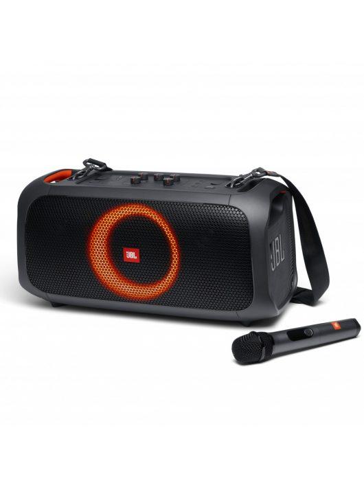 JBL PartyBox On-The-Go hordozható Bluetooth hangfal