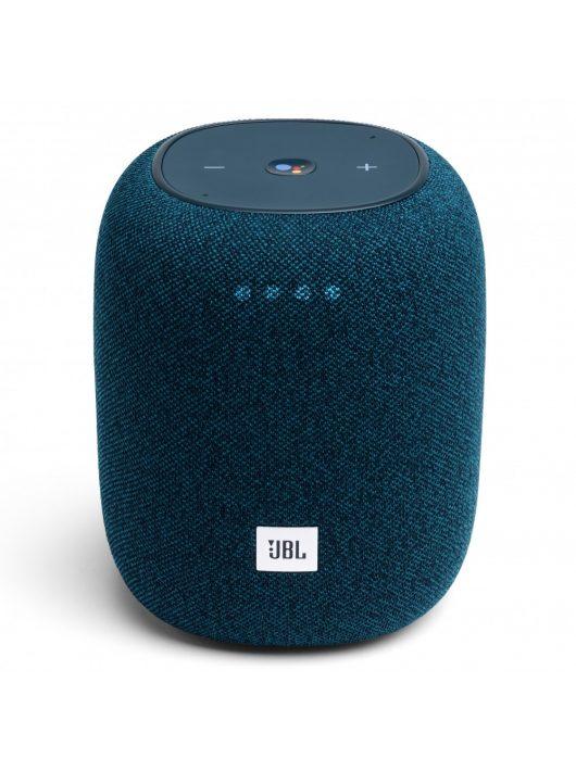 JBL Link Music, hordozható Bluetooth hangszóró /Kék/