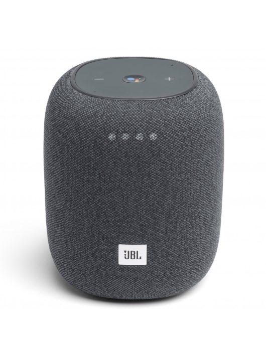 JBL Link Music, hordozható Bluetooth hangszóró /szürke/
