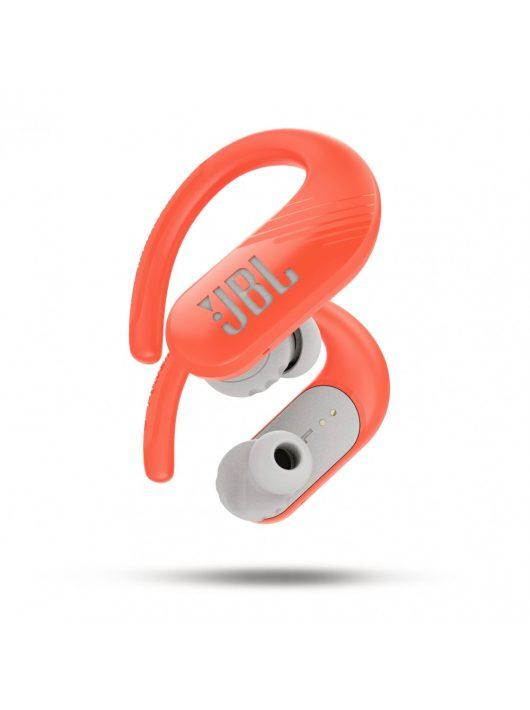 JBL Endurance Peak II TWS sport fülhallgató /narancs/