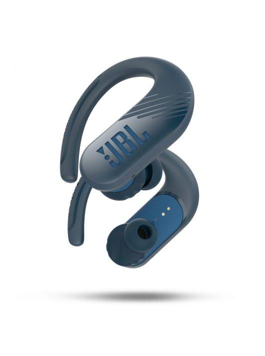 JBL Endurance Peak II TWS sport fülhallgató /kék/
