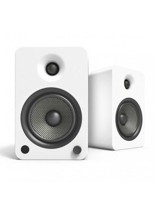Kanto Audio YU6 Aktív Bluetooth hangfal /Matt fehér/