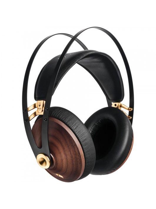 MEZE 99 Classics audiofil fejhallgató dió-arany