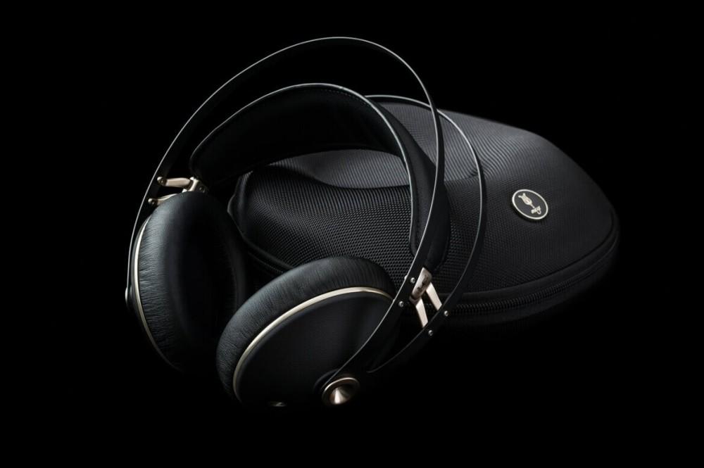 MEZE 99 Neo audiofil fejhallgató fekete ezüst