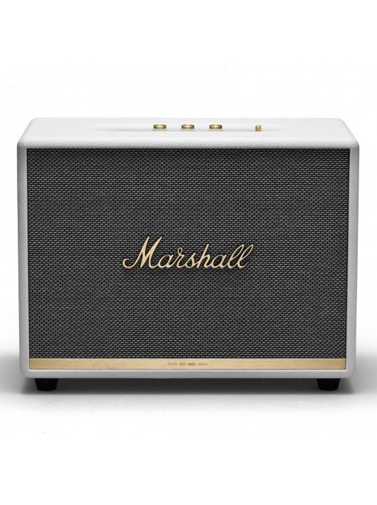Marshall Woburn II Bluetooth hangszóró (fehér színben)