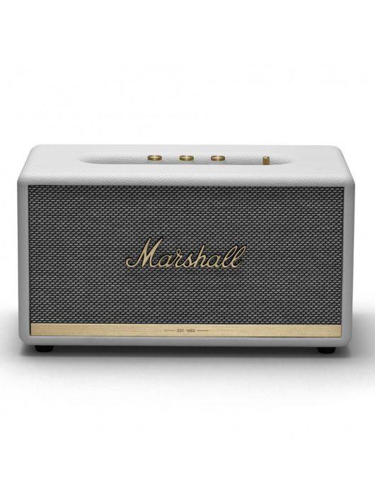 Marshall Stanmore II, Bluetooth hangszóró (fehér)