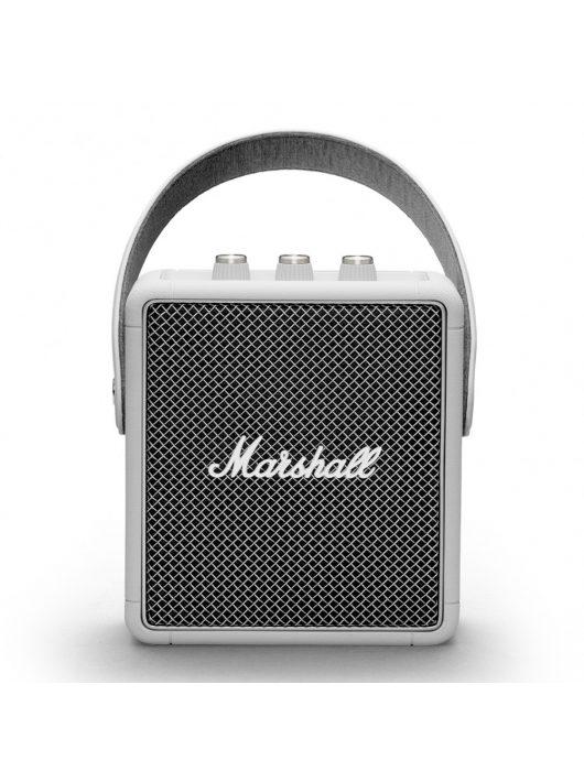 Marshall Stockwell II Bluetooth hangszóró, szürke