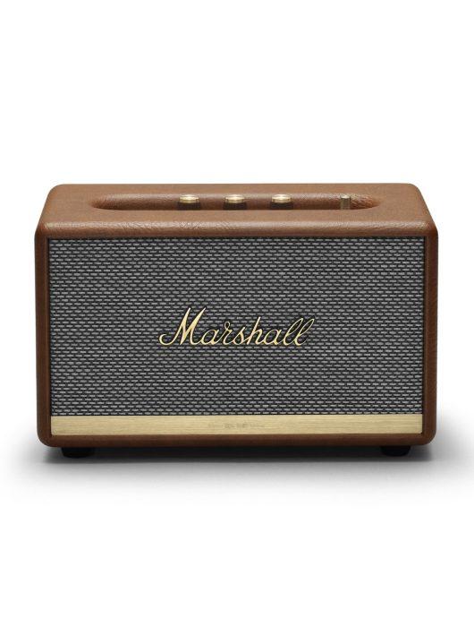 Marshall Acton II Bluetooth hangszóró (barna színben)