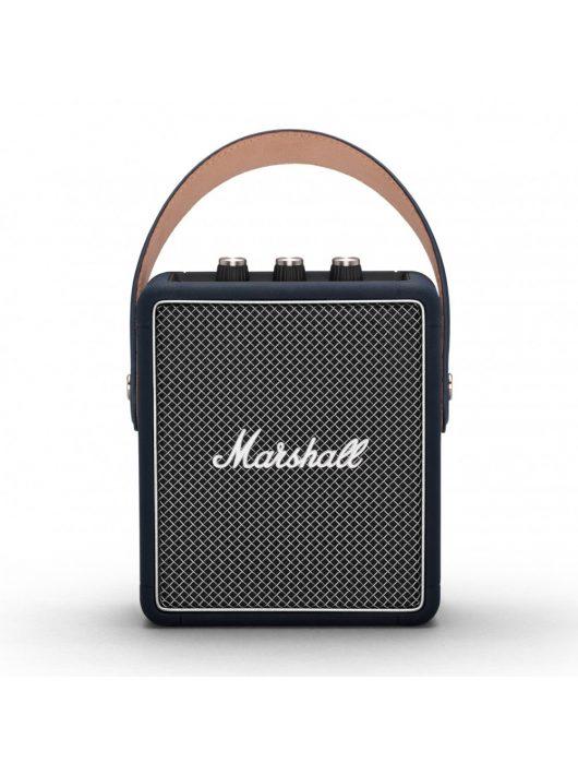Marshall Stockwell II Bluetooth hangszóró, indigo