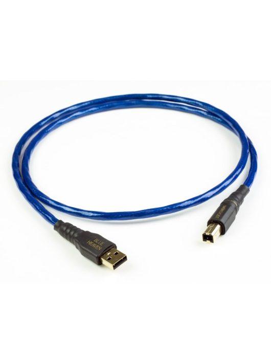 Nordost Blue Heaven USB 2.0 kábel A - B csatlakozó /1 méter/