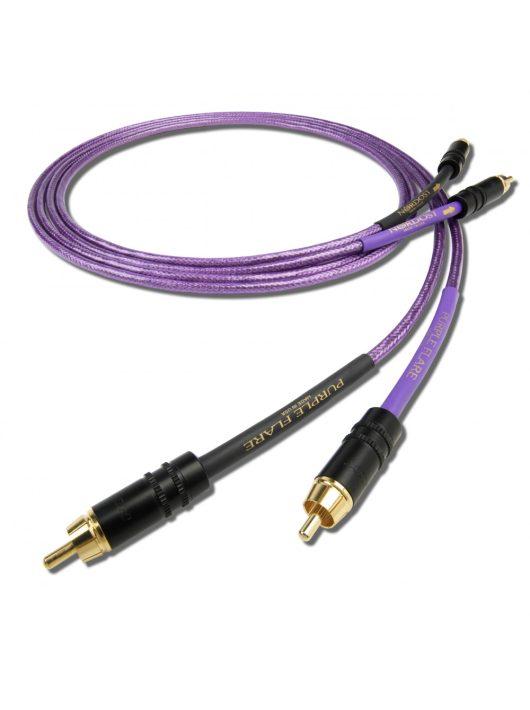 Nordost Purple Flare analóg RCA összekötő kábel /0.6 méter/