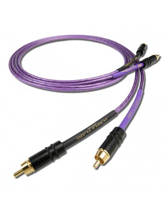 Nordost Purple Flare analóg RCA összekötő kábel /1 méter/