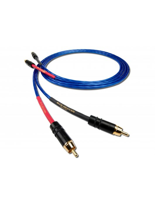 Nordost Blue Heaven LS analóg RCA-RCA összekötő kábel /1.5 méter/