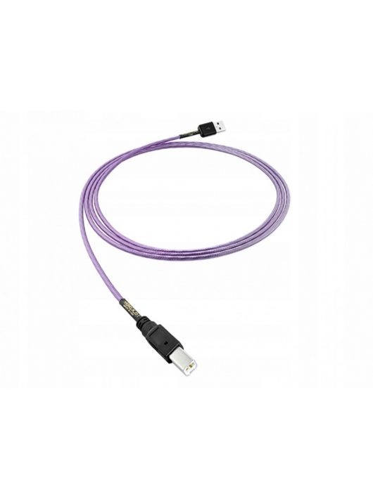 Nordost Purple Flare USB 2.0 kábel /USB A- USB B/ 0.6 méter