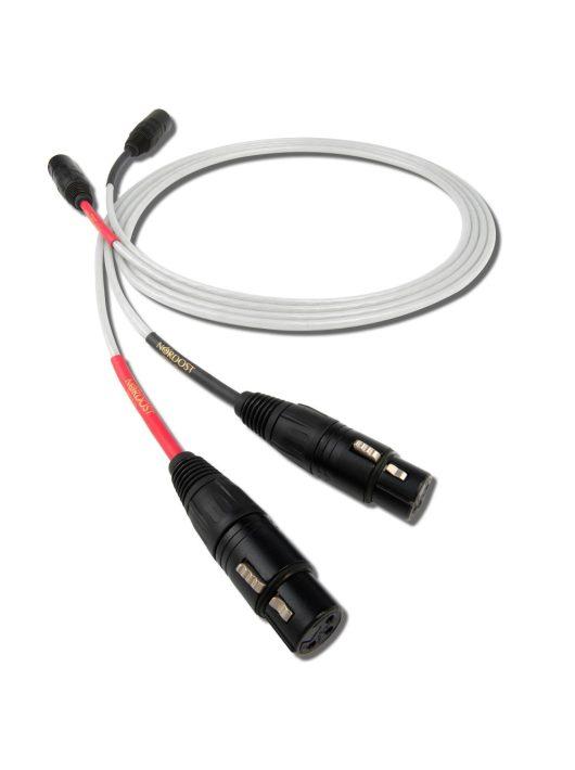 Nordost White Lightning analóg XLR-XLR összekötő kábel /0.6 méter/