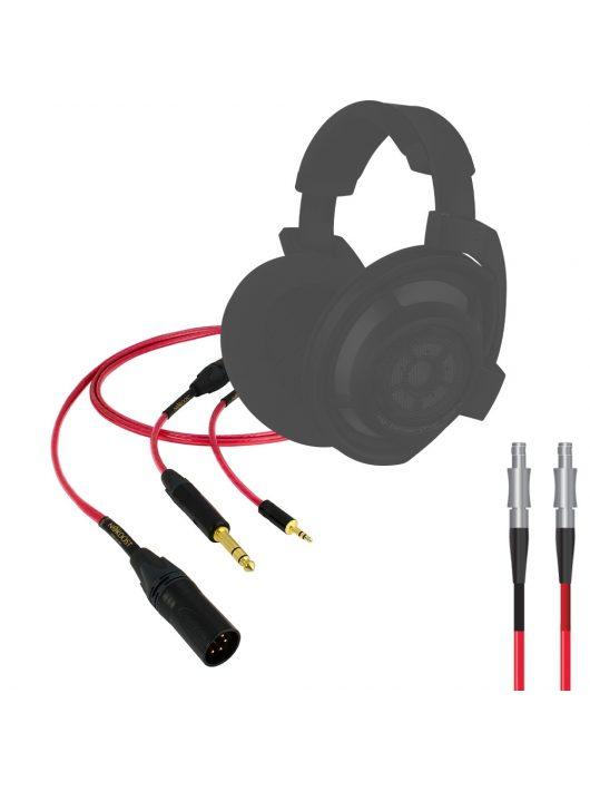 Nordost Heimdall 2 fejhallgató kábel /Sennheiser  HD 800 /