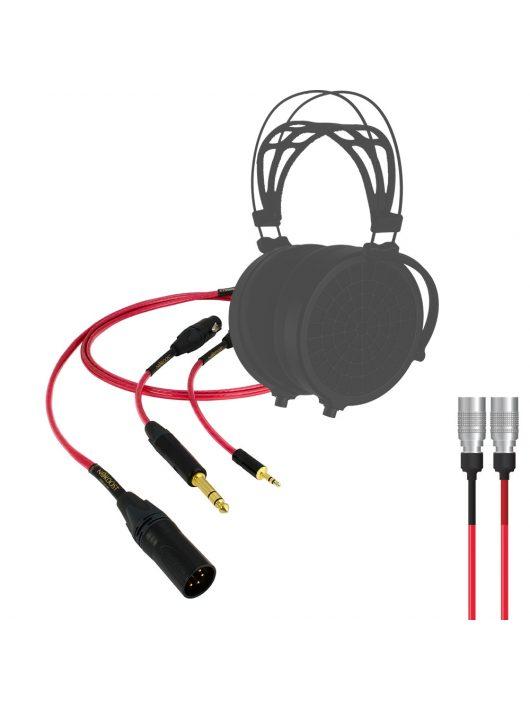 Nordost Heimdall 2 fejhallgató kábel /Mr. Speakers Ether, Ether 2/