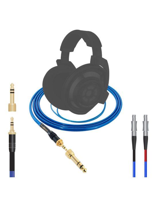 Nordost Blue Heaven fejhallgató kábel /Sennheiser HD 800 1,25 méter/