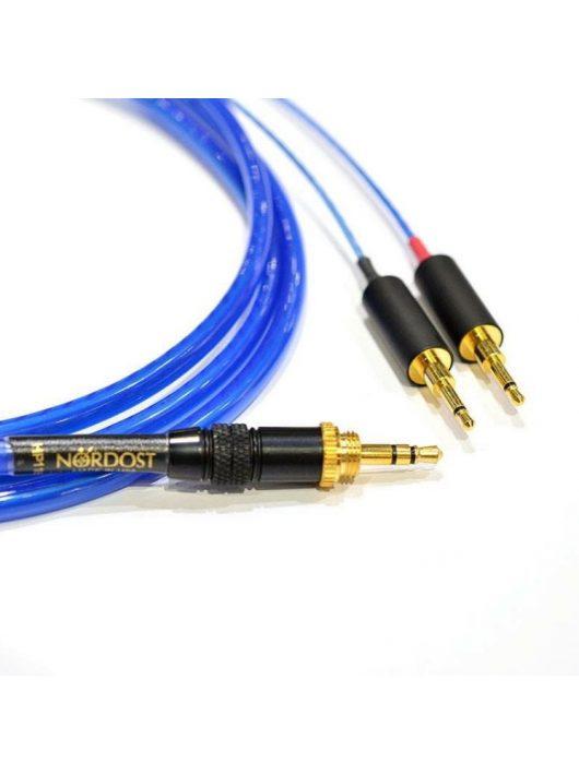 Nordost Blue Heaven fejhallgató kábel /2x2.5 mono jack végződéssel 1.25  méter/