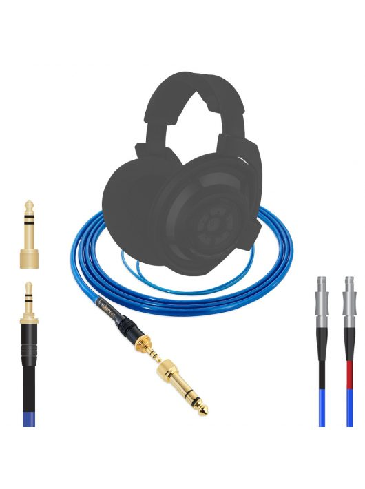 Nordost Blue Heaven fejhallgató kábel /Sennheiser HD 800 2 méter/