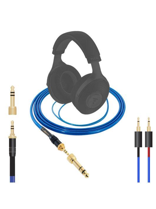 Nordost Blue Heaven fejhallgató kábel /Focal Elear,- Elegia 2 méter/