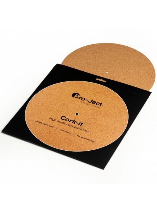 Pro-Ject Cork it LP lemezalátét