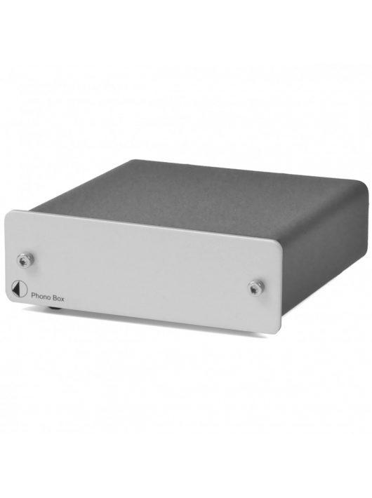Pro-Ject Phono Box DC, ezüst