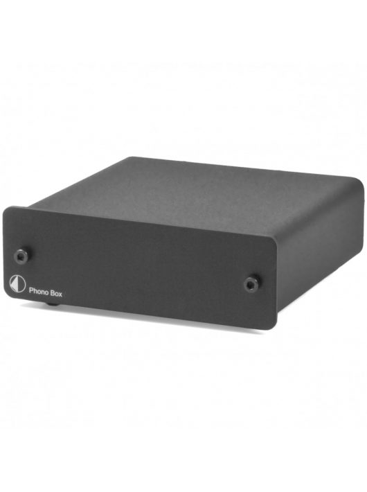 Pro-Ject Phono Box DC, fekete
