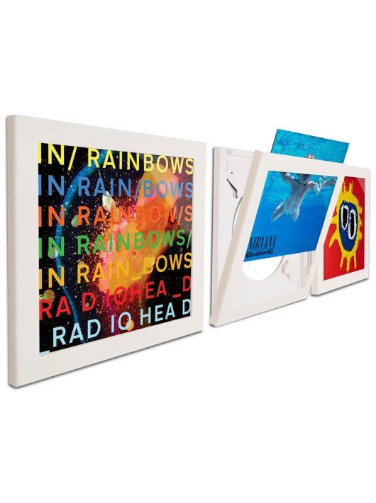 Play & Display LP falikeret 3 darabos , fehér