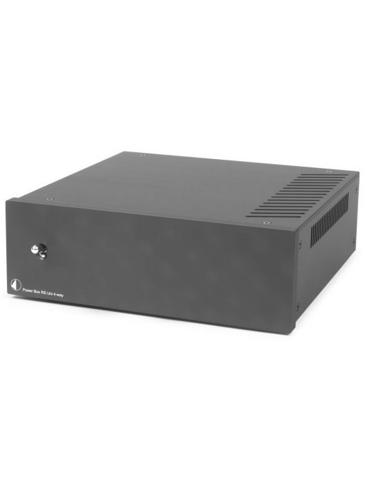 Pro-Ject Power Box RS Uni1 audiofil külső tápegység, fekete