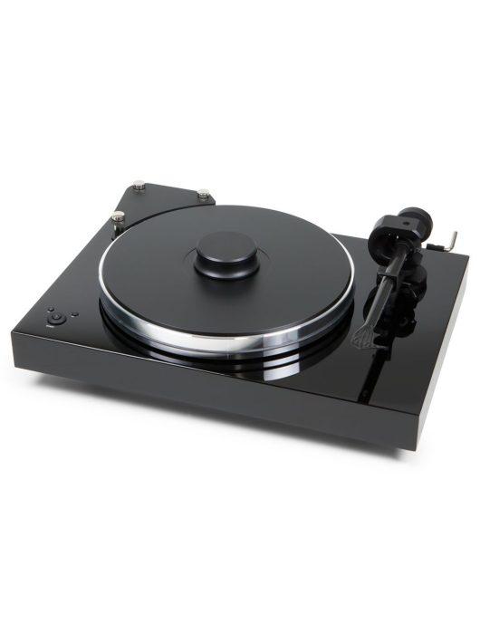 Pro-Ject Xtension 9 Evolution SP analóg lemezjátszó Ortofon Quintet Black hagszedővel -Lakk fekete-