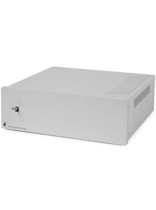 Pro-Ject Power Box RS Uni4 audiofil külső tápegység, ezüst