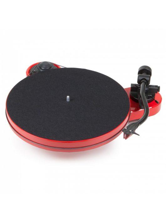 Pro-Ject RPM 1 Carbon analóg lemezjátszó Ortofon 2M Red hangszedővel -piros-