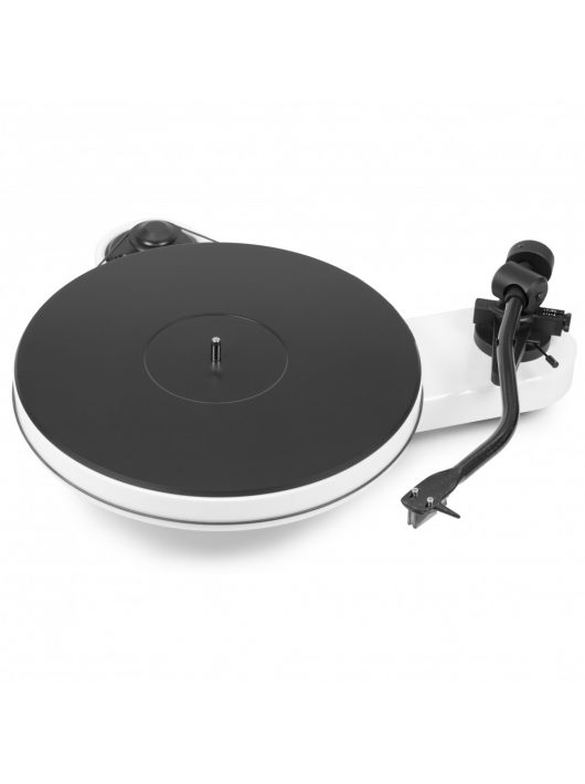Pro-Ject RPM 3 Carbon analóg lemezjátszó Ortofon 2M Silver hangszedővel /Fehér/