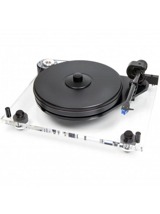 Pro-Ject 6-PerspeX SB analóg lemezjátszó Ortofon Quintet Blue hangszedővel