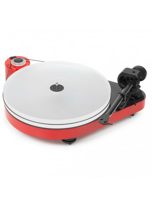 Pro-Ject RPM 5 Carbon analóg lemezjátszó  / hangszedő nélkül / Piros