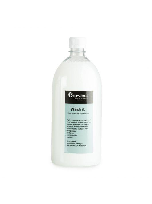 Pro-Ject Wash it mosókoncentrátum VC-S és VC-E lemezmosóhoz, 1000 ml