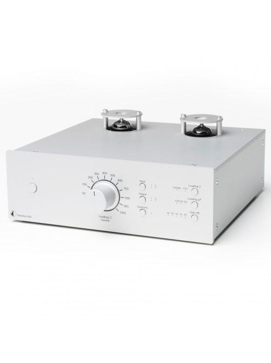 Pro-Ject Tube Box DS2 phono előerősítő, ezüst