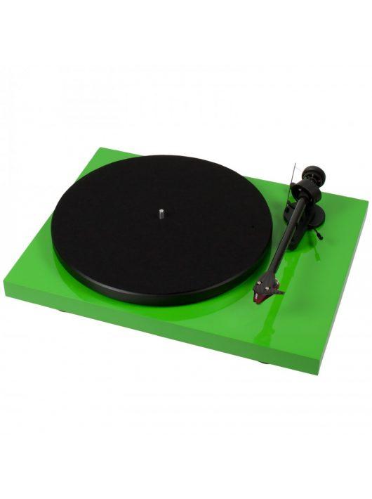 Pro-Ject Debut Carbon DC lemezjátszó /Ortofon 2M-Red/ -Zöld -