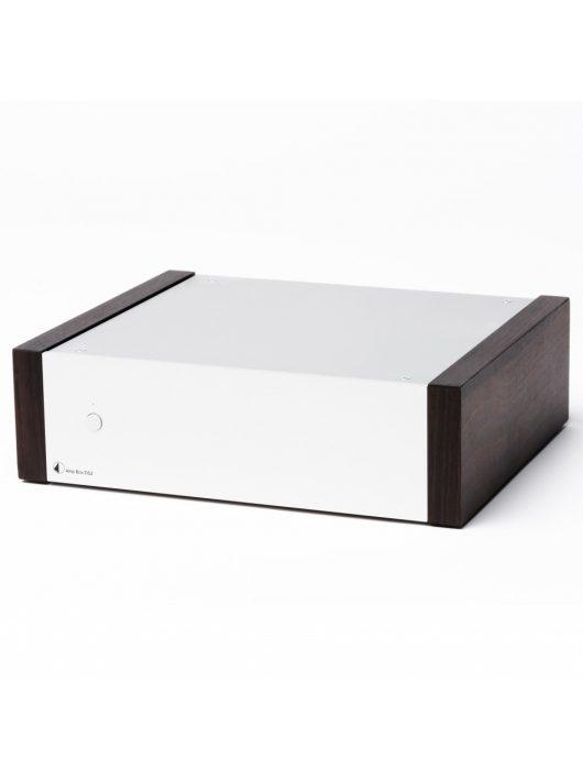 Pro-Ject Amp Box DS2 sztereó végfok, ezüst / eucalyptus oldallap