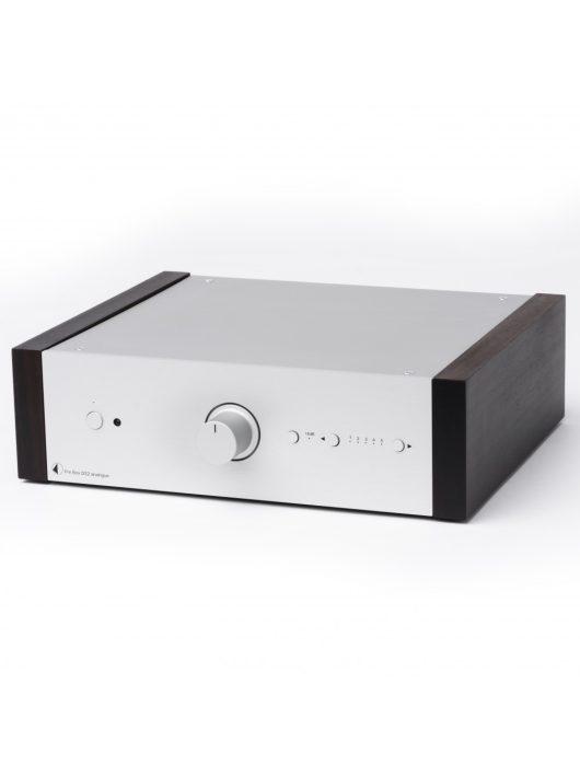 Pro-Ject Pre Box DS2 analogue, ezüst / eucalyptus oldallap, bontott csomagolású