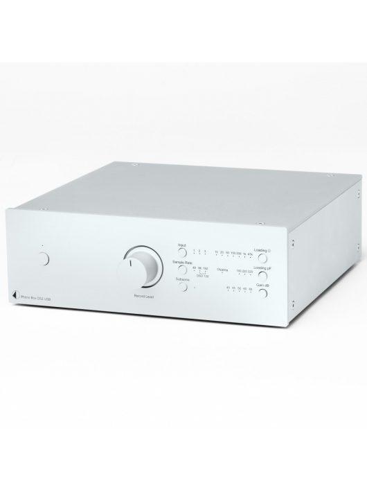 Pro-Ject Phono Box DS2 USB, ezüst