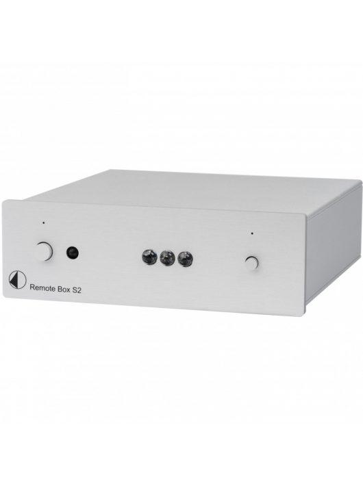 Pro-Ject Remote Box S2, ezüst